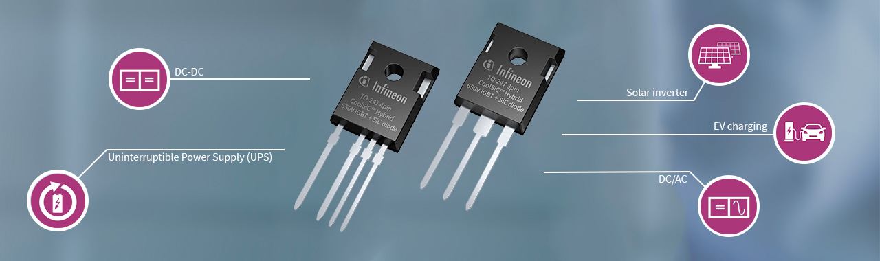 IGBTs carry Schottky diodes to boost switching efficiency February 8, 2021 By Redding Traiger