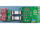 Three-phase inverter design for 200-480 VAC drives with opto-emulated input gate drivers