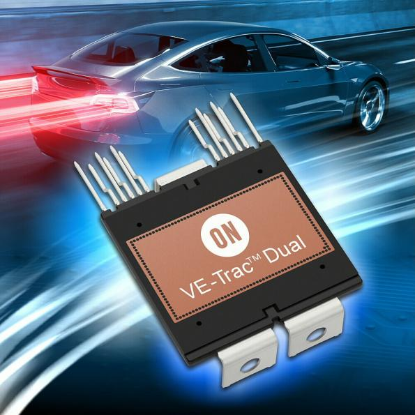 Power modules bring efficiency and scalability to EV traction inverters