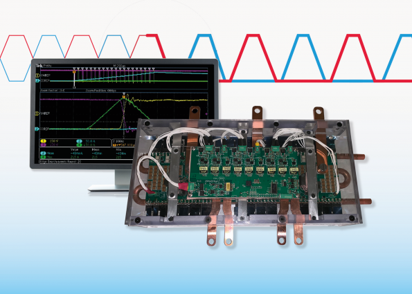 AI-based soft-switching DC/AC controller achieves 99% efficiency