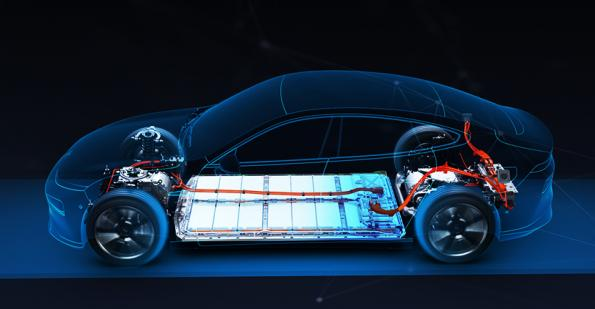 Chinese electric car maker takes on Telsa with European tech