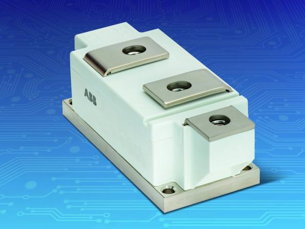 Hi-rel diode and thyristor rectifier modules, in distribution