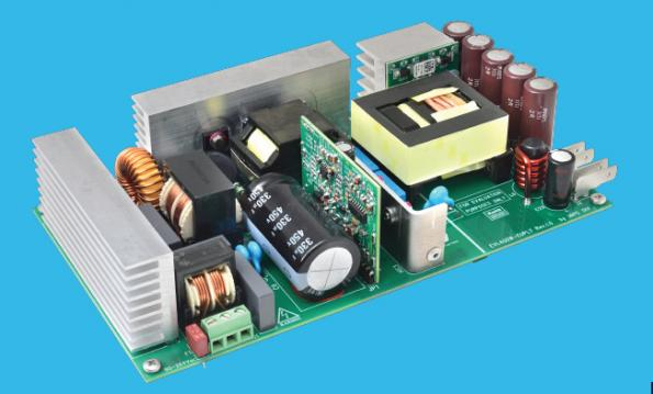 400W power supply evaluation board is eco-certified