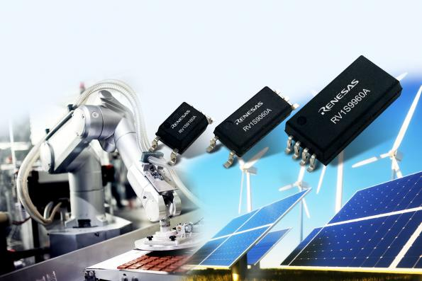 15Mbps photocouplers withstand harsh operating environments