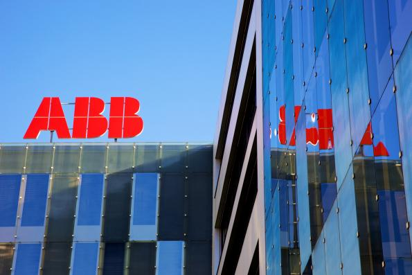 ABB sees first half hit to profits