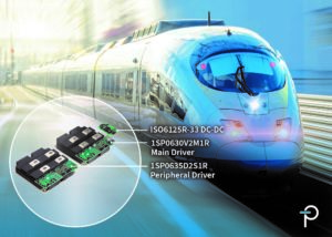 IGBT gate drivers target railway applications May 5, 2021 By Aimee Kalnoskas