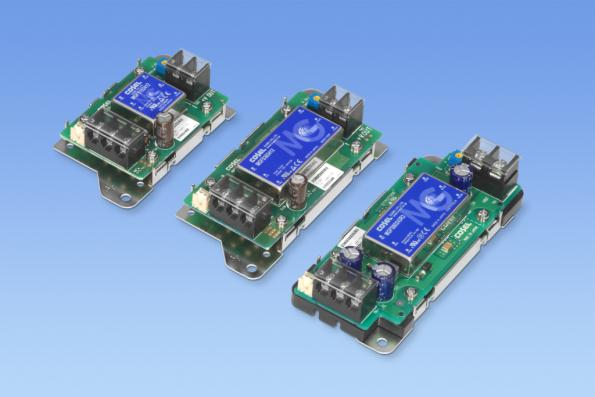 80W DC-DC converter for industrial applications